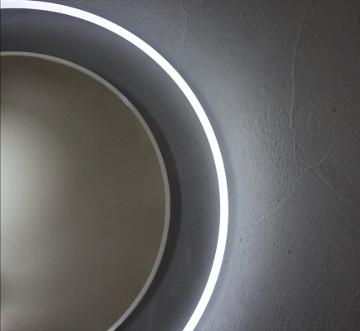 LED zrkadlá
